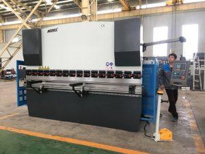 Листогибочная машина 125тон для формовки нержавеющей стали