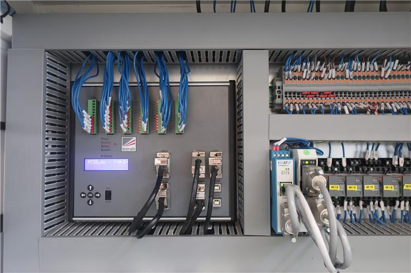 3.Lazersafe PCSS серии безопасности PLC