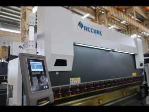 4 Axis CNC прессовый тормозной аппарат 175 тонн х 4000 мм CNC моторизованный вендинг