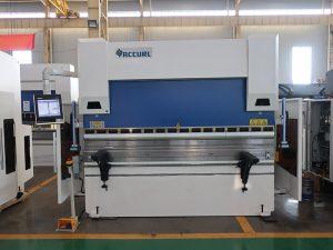 Китай изготовлен гидравлический прессовый пресс cnc нержавеющая сталь листовой металл гибочный станок