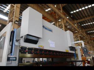Гидравлический прессовый тормоз NC / листогибочный станок MB7-125Tx3200