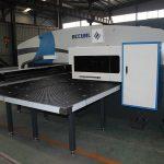 MAX-SF-30T производство cnc штамповочная машина гидравлический пресс-штамп с инструментами Amada турель штамповка Fanuc control