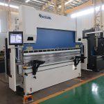 Машина для гибки металла WC67Y-100T / 3200, Гибочная машина для гибочного листового металла