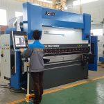 6-осевой гидравлический прессовый гибочный станок для листового металла 8000 мм 1200TN