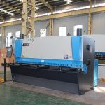 cnc гидравлическая машина для резки листового металла, гидравлическая машина для резки листов, QC12y-4X2500 E21s