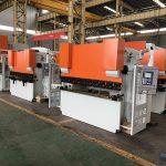 строительный материал сталь листовой материал wc67y 300 тонн 5000 мм пресс-тормоз поставщик в Китае