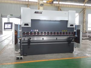 гидравлический пресс-тормоз Wc67K 160t 3200 гибочный станок для продажи