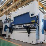 высокопроизводительная DELEM металлическая пластина cnc гидравлический прессовый тормоз цена