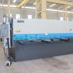 Гидравлическая гильотина CE, гидравлическая машина для резки листового металла cnc от заводской горячей продажи