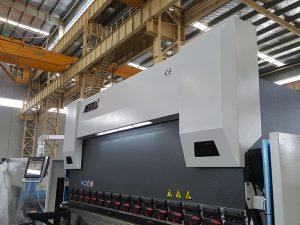сервопривод электрический 55 тонн cnc прессовое тормозное оборудование с 5-летней гарантией