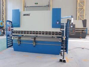 Гидравлический прессовый тормоз CNC серии WC67K